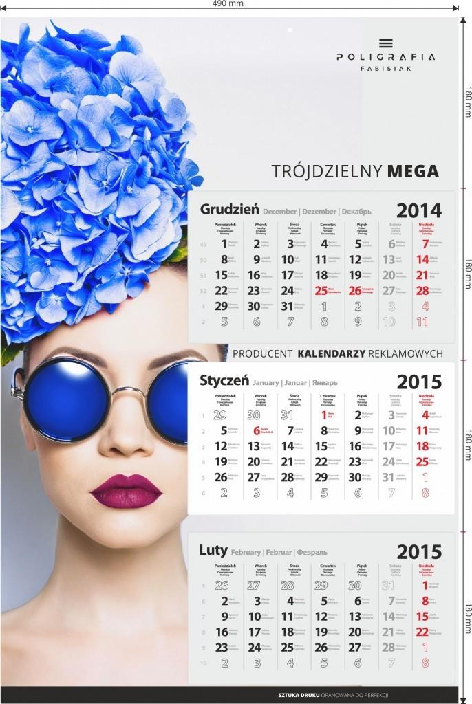 kalendarze reklamowe poznań